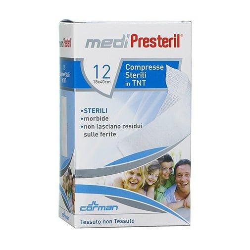 Medipresteril Compressesteriliintnt X Cm