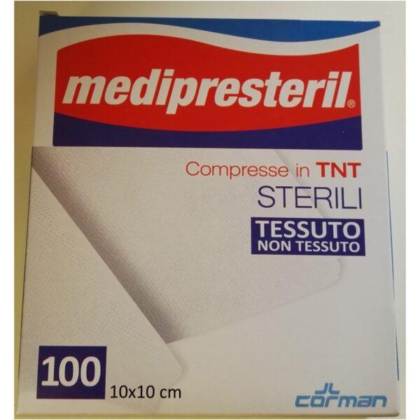 Medipresteril Compresse Sterili In Tnt X Cm