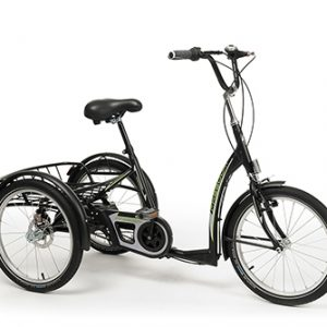 Web Tricycle Adult Freedom Black